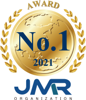 JMR ORGANIZATION AWARD 2021 No.1